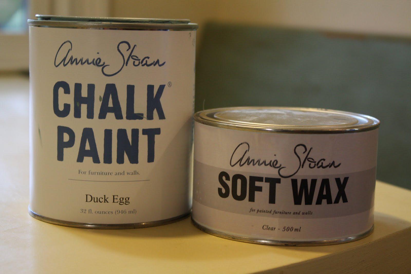 Annie Sloan Chalk Paint Atlanta