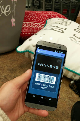 UGO Wallet Mobile App - Winners Gift Card