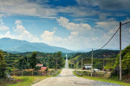 Jalan Pintas Gua Musang ke Kuala Terengganu