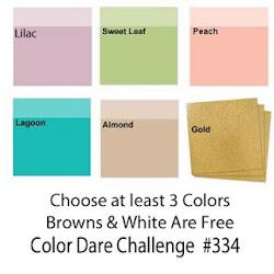 Color Challenge #334
