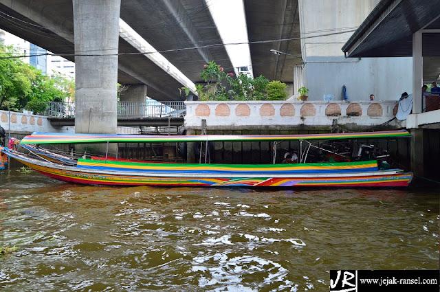 """""""Boat Chao Praya"""""""