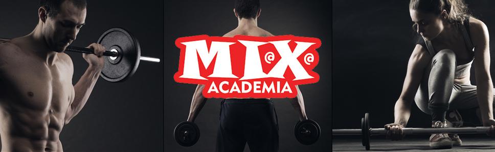 Mix Academia - Treinamento com qualidade