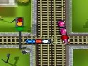 Tren Demiryolu İnşaatı Oyunu
