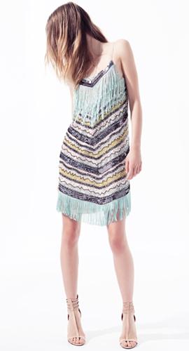 Zara Trf vestidos 2012