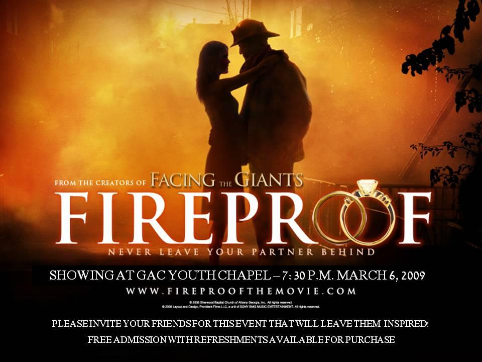 charmed bliss fireproof