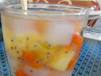 Resep Membuat Es Buah Cocktail Spesial Praktis Sederhana