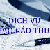 DỊCH VỤ BÁO CÁO THUẾ Hàng Tháng, Giá Rẻ TPHCM