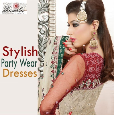 Ramsha-Zari-Stylish-Party-Wear-Dresses-2015