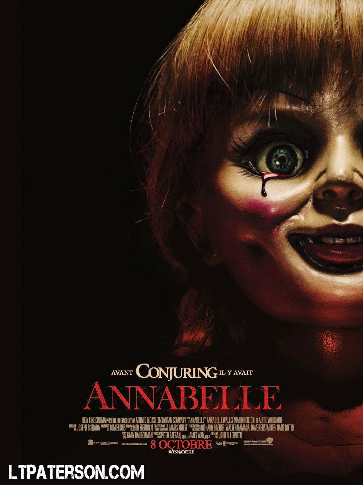 Annabelle le film qui fait peur sa mani re blog jeux video pc high tech - Le jeux de la sorciere qui fait peur ...