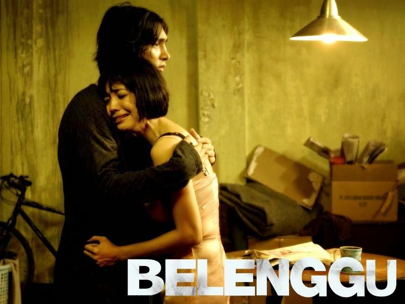 belenggu thriller indonesia