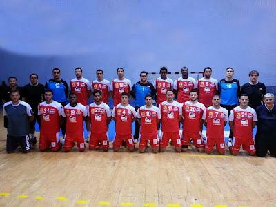 Selección de Túnez, ganadoras del 4 naciones | Mundo Handball