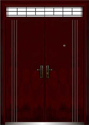 Pintu Aluminium Gambar 05
