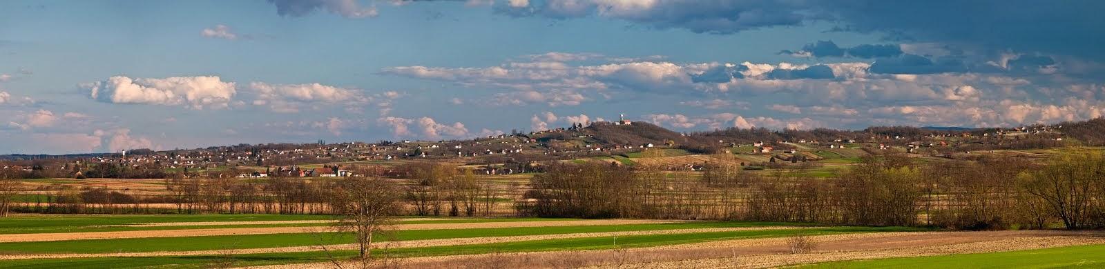 Panorama Mala Črešnjevica - Turnašica