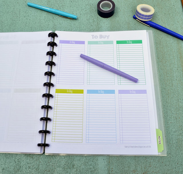 """Life In Positudiness Planner"" Etsy"