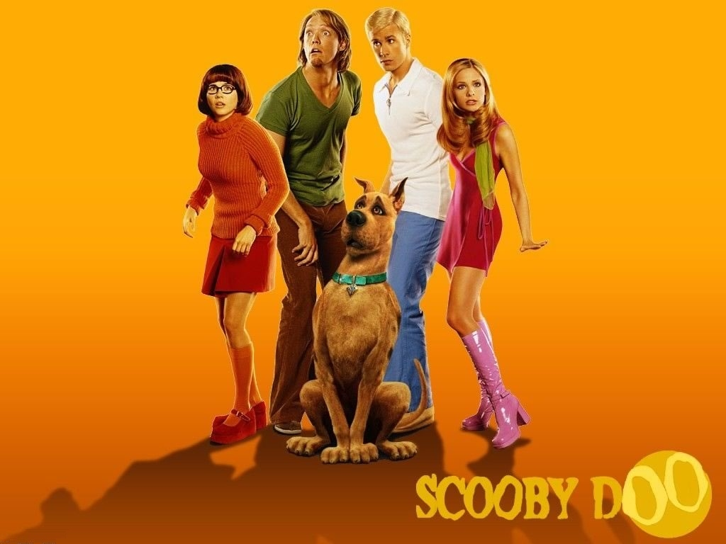 Scooby doo movie actor