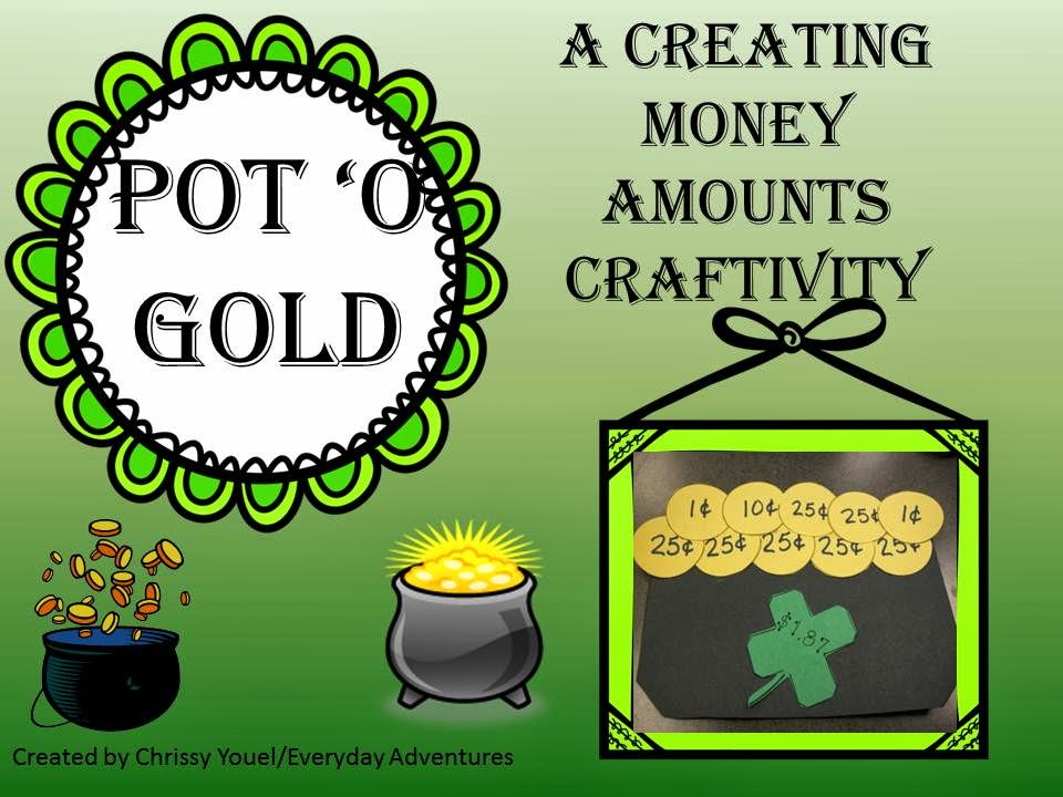 http://www.teacherspayteachers.com/Product/Pot-O-Gold-Creating-Money-Amounts-Craftivity-1163523