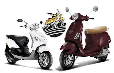 Urban Wasp Vespa & Piaggio