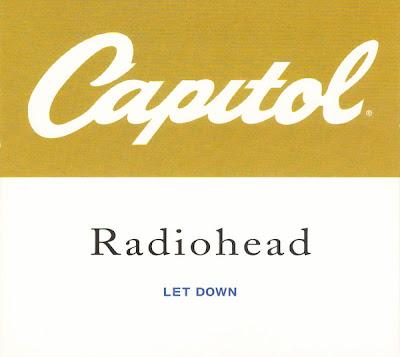disco RADIOHEAD - Let down