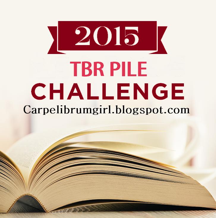 TBR PILE CHALLENGE 2015