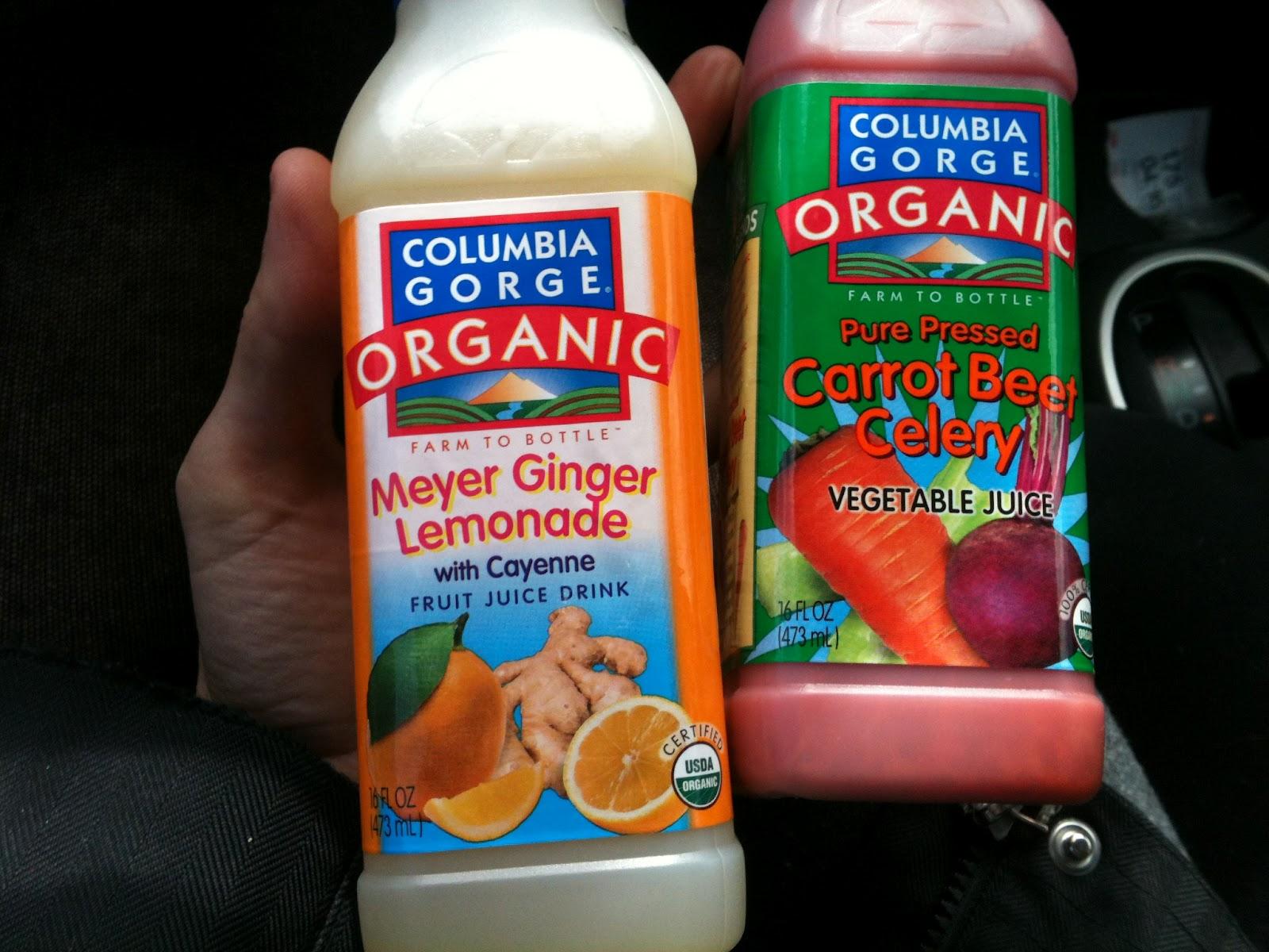 Columbia Gorge Bottled Juice
