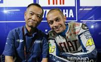 Valentino Rossi Terlalu Bagus Untuk Ducati