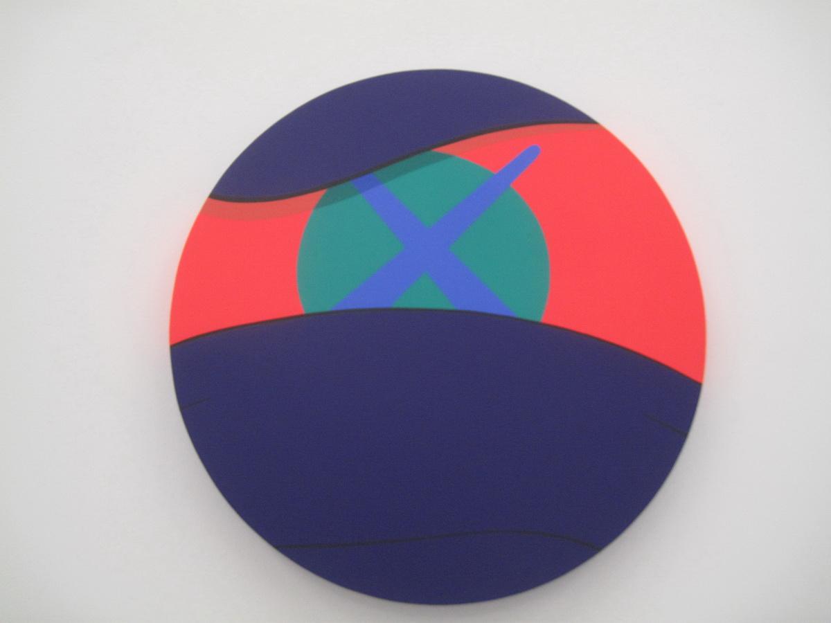 "aRT: KAWS   ""Imaginary Friends"" Exhibition @ Galerie Perrotin ..."