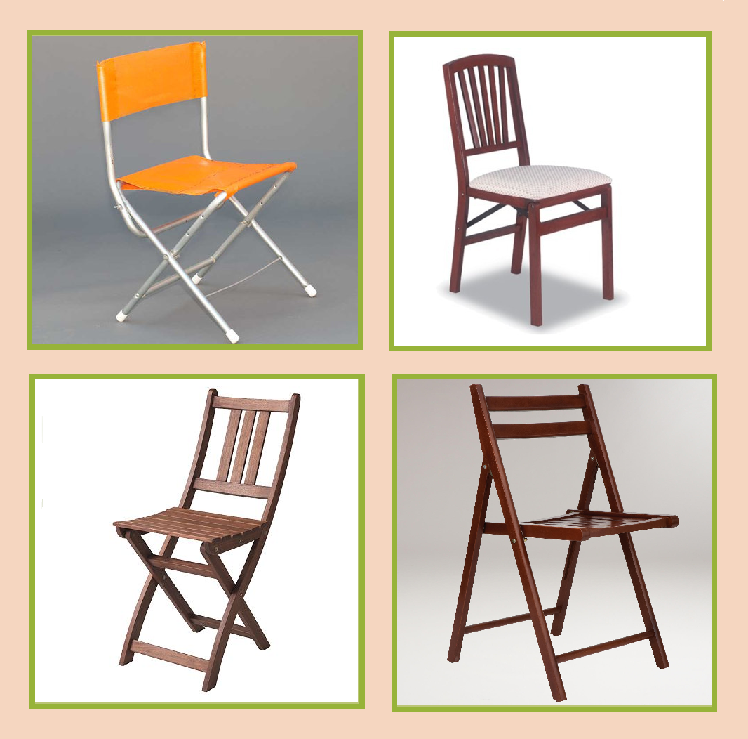 This Weeku0027s (Big) Small Find: Folding Chairs