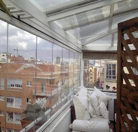Cerramientos moviles en viviendas 644 34 87 47 - Porches de aluminio y cristal ...