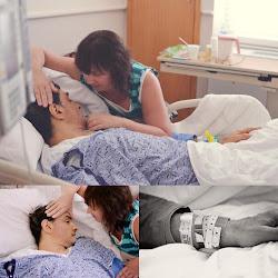 Alec in Hospital