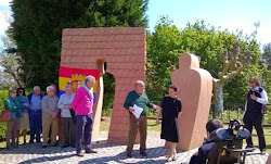 Hoimenaje a las víctimas del franquismo en Tui, Pontevedra