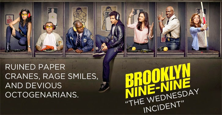Brooklyn Nine-Nine - The Wednesday Incident - Review