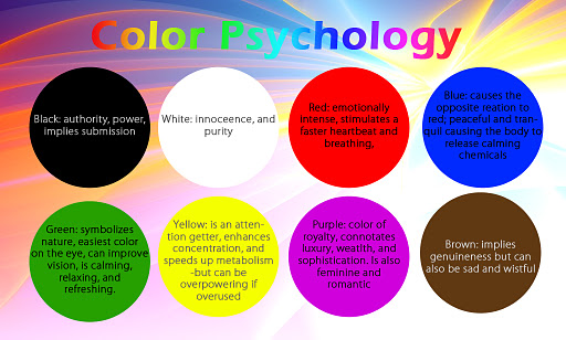 agape creations jewelry color psychology