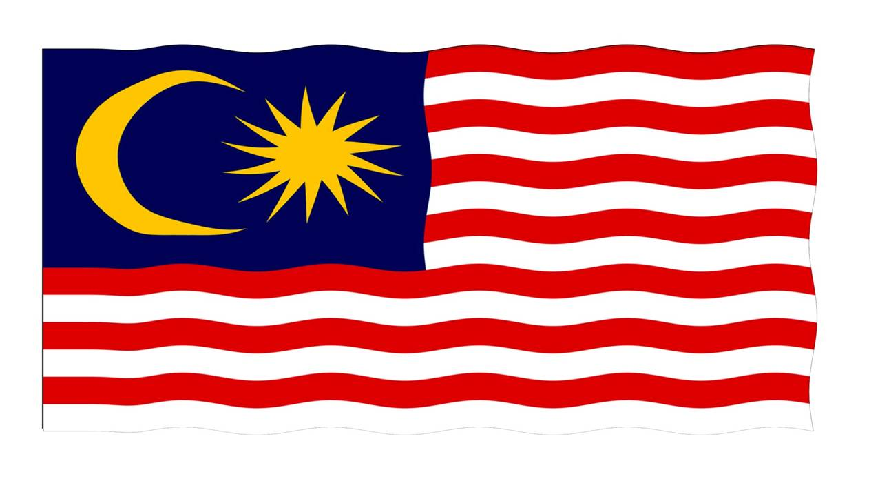 Gambar Bendera Malaysia