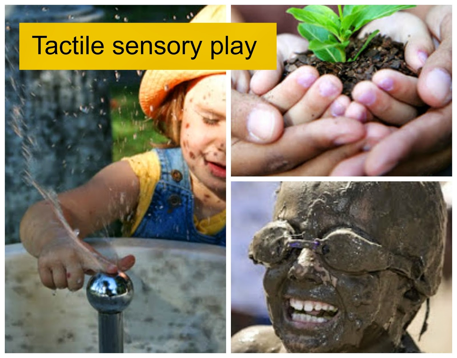 sensory play ideas for pre-schoolers