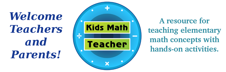 Kids Math Teacher