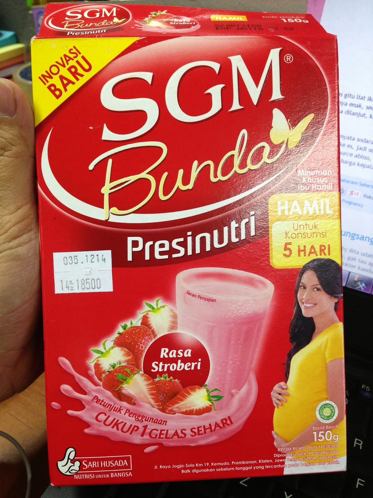 Susu SGM dan