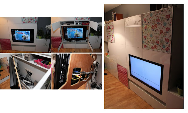 Decoraci n e interiorismo reciclar con las ideas ikea for Transformar muebles de ikea