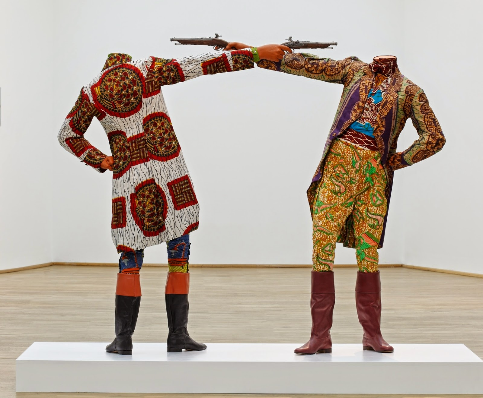 African Arts With Taj Shonibare Over 40 African Artists