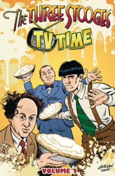 THE THREE STOOGES TPB VOL.2