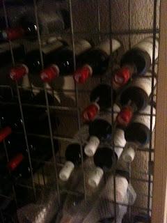 cellar, vintage wine,bordeaux