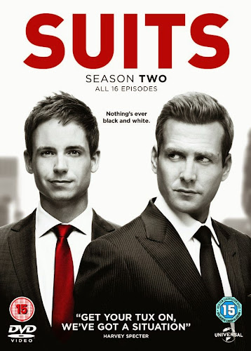 Suits Temporada 2 Completa Español Latino