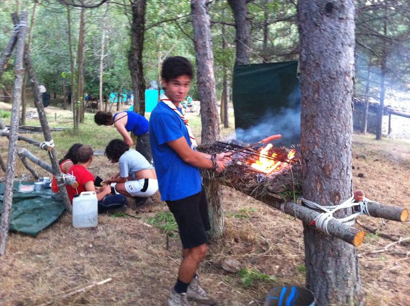 Assoraider sezione di messina giovanni merlino campo for Idee per gara di cucina scout