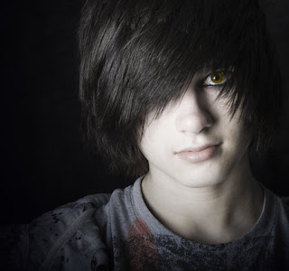 cute emo boy wallpaper