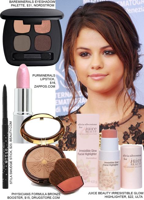 Selena For Mac Cosmetics