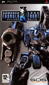Download - Armored Core - Formula Front - PSP - ISO