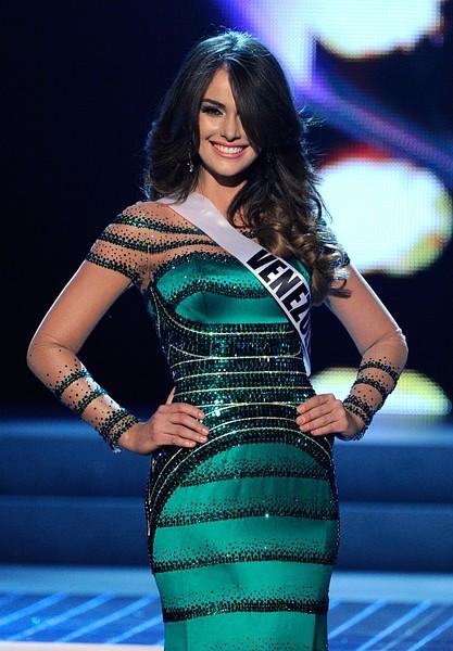 5 Kontestan Miss Universe 2012 Paling Mempesona