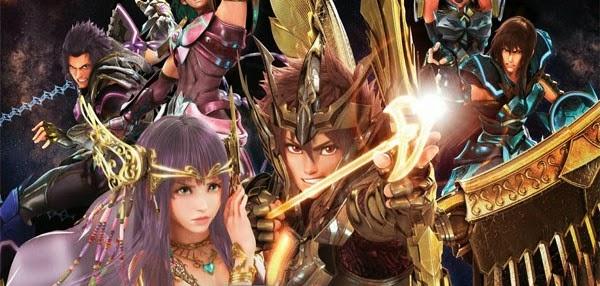 Diamond anuncia a lista de dubladores de Os Cavaleiros do Zodíaco - A Lenda do Santuário; veja novos pôsteres e imagens