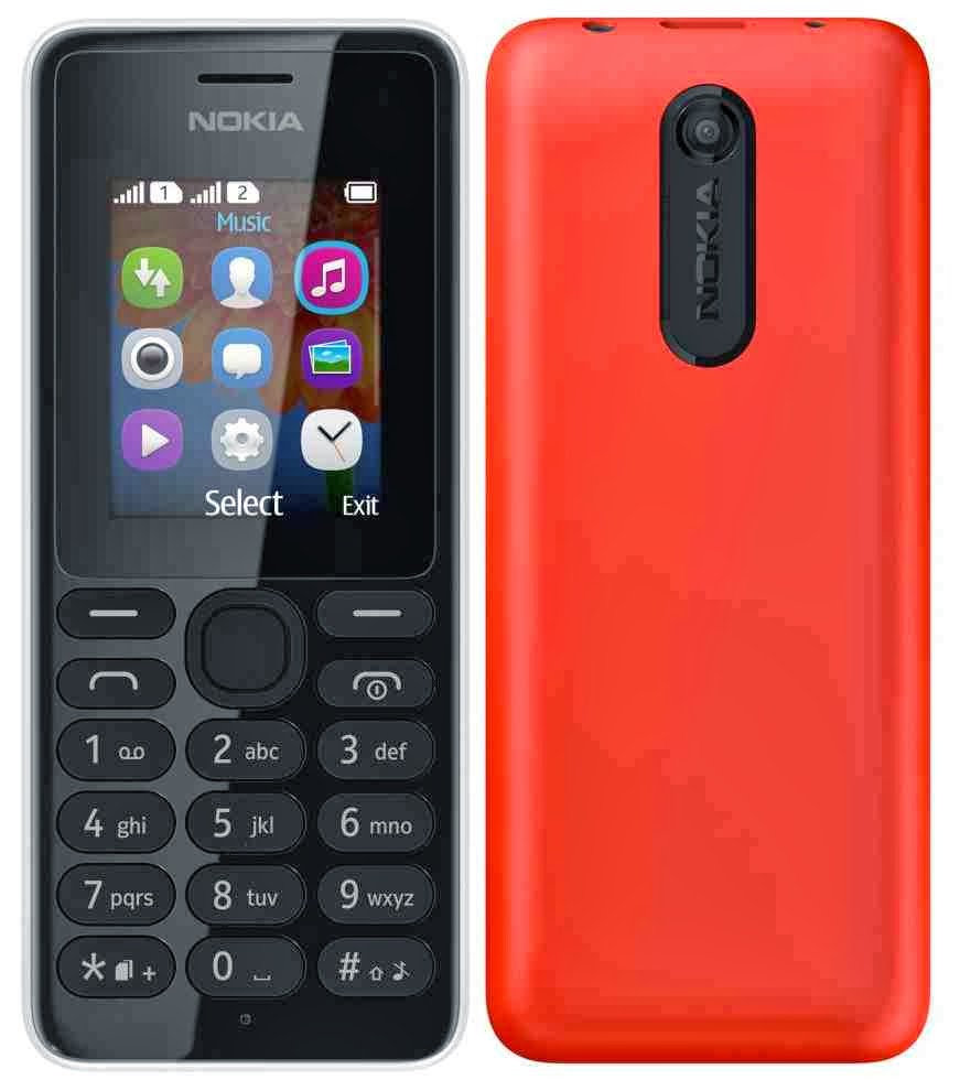 Nokia 108(RM-945) New Version 11.01 Flash File Free Download
