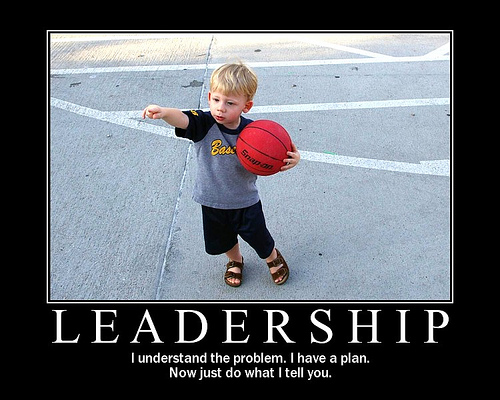 why do you want to be a leader essay