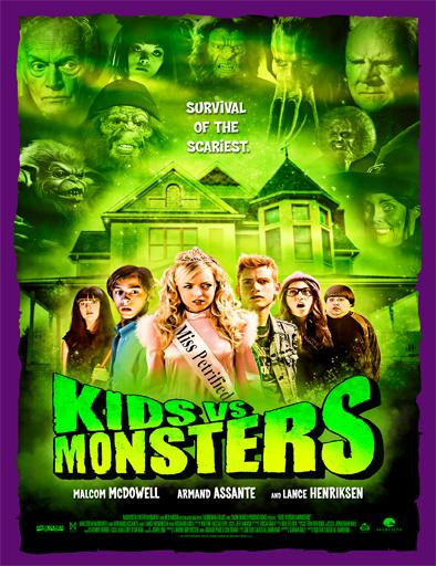 Ver Kids vs Monsters (2015) Online